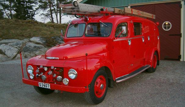Volvo Släckbil