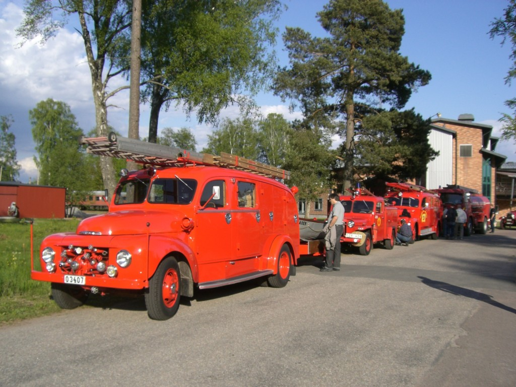 Karlstad rally 2006 red 1600